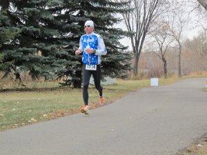 Coach Todd at the Last Chance Half Marathon