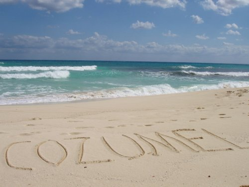 cozumel beach 1